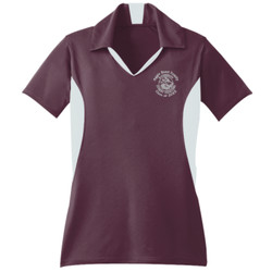 B-Co Mom Performance Polo