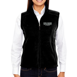 B-Co Ladies Journey Fleece Vest