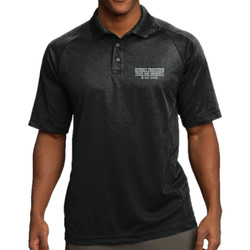 Street Fighter Dad Dri-Mesh Pro Polo