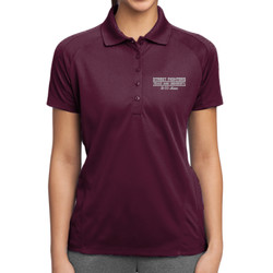 Street Fighter Mom Dri-Mesh Pro Polo