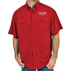 B-Co Dad Performance Fishing Shirt