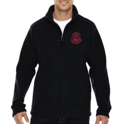 Street Fighter Journey Fleece Jacket