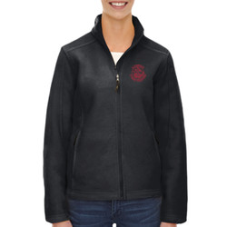 Street Fighter Ladies Journey Fleece Jacket