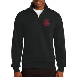 Street Fighter 1/4 Zip Sweatshirt