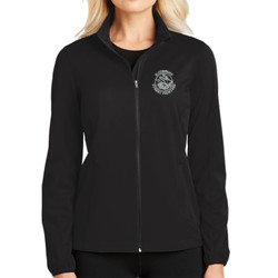 B-Co Ladies Active Soft Shell Jacket